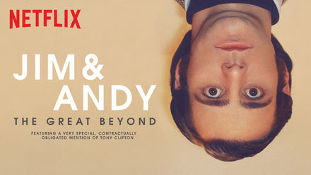 Jim & Andy: The Great Beyond -...
