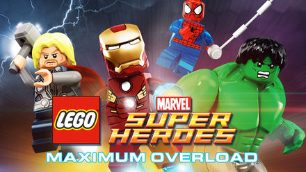 LEGO: Marvel: Maximum Overload