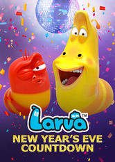 Larva: New Year's Eve Countdown Netflix AR (Argentina)