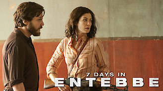Is 7 Days in Entebbe on Netflix Luxembourg?