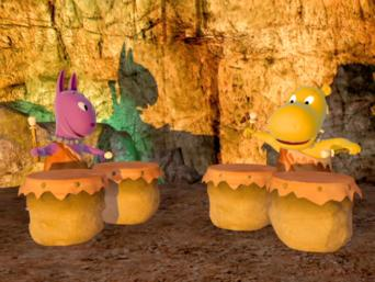 The Backyardigans: Season 1: Cave Party
