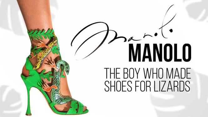 Manolo: The Boy Who Made Shoes for Lizards on Netflix USA