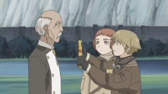 Last Exile: Season 1: First Move
