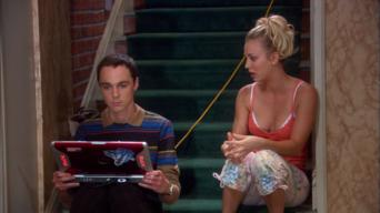 The Big Bang Theory: Season 2: The Codpiece Topology