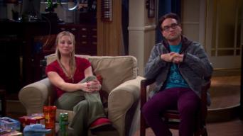 The Big Bang Theory: Season 4: The 21-Second Excitation