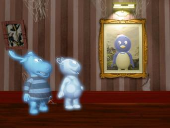 The Backyardigans: Season 1: It's Great to Be a Ghost!
