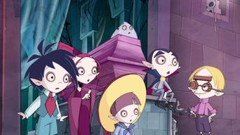 School for Little Vampires: Season 3: A Work of Ashley / The Mummy's Curse