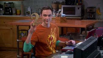The Big Bang Theory: Season 4: The Desperation Emanation