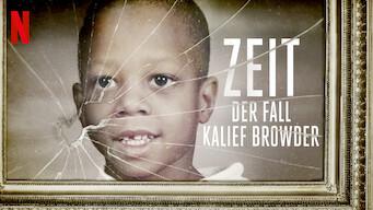 Zeit: Der Fall Kalief Browder (2017)