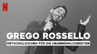 Grego Rossello: Entschuldigung für die Unannehmlichkeiten (2019)