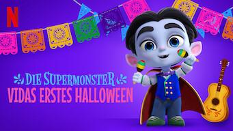 Die Supermonster: Vidas erstes Halloween (2019)