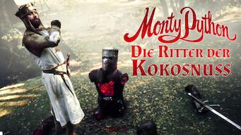 Die Ritter der Kokosnuss (1975)