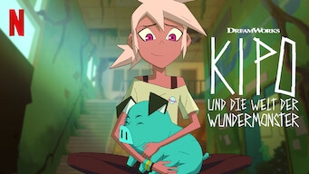 Kipo und die Welt der Wundermonster (2020)