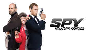 Spy – Susan Cooper Undercover (2015)