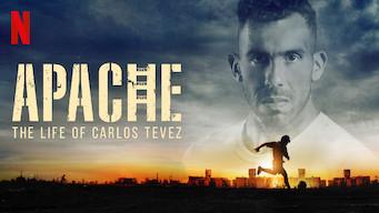 Apache: The Life of Carlos Tevez (2019)