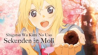 Shigatsu Wa Kimi No Uso – Sekunden in Moll (2014)