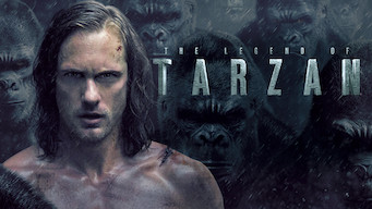 Legend of Tarzan (2016)