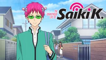 The Disastrous Life of Saiki K. (2018)
