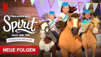 Spirit – wild und frei: Pferdegeschichten (2019)