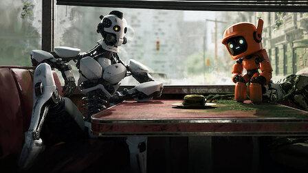 Podívejte se na TŘI ROBOTI. 1.díl 1.řady.
