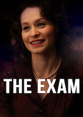 Search netflix The Exam