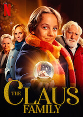 Search netflix The Claus Family