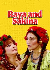 Search netflix Raya and Sakina