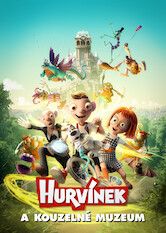 Search netflix Harvie And The Magic Museum