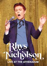 Search netflix Rhys Nicholson Live at the Athenaeum